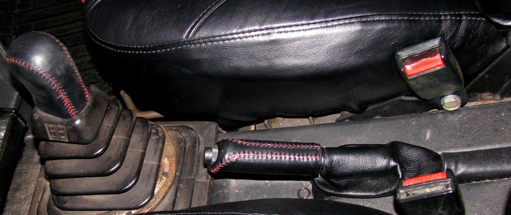 Перетяжка ручки ручника своими руками 84